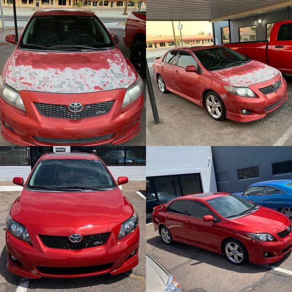 Auto Paint And Body For Sale In Chandler, AZ