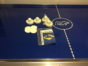 Moving sell - Air Hockey Table for Sale in Oxon Hill, MD