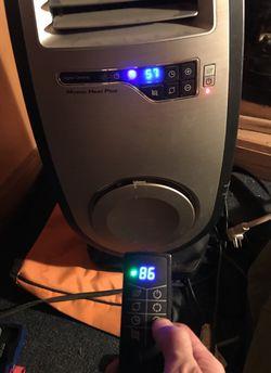 Lasko Digital Ceramic Motion Heater Thumbnail