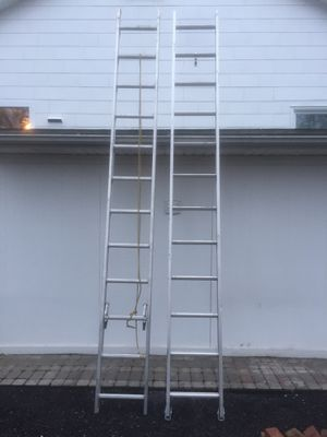 Photo Extension Ladder- 24 Foot