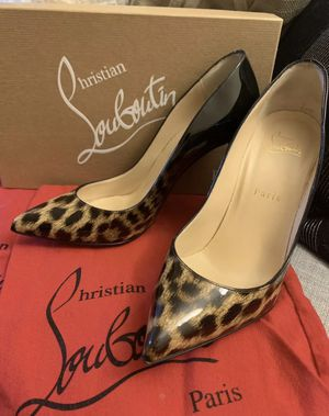 size 40 4a7d2 79a97 New and Used Christian louboutin heels for Sale in Dallas ...