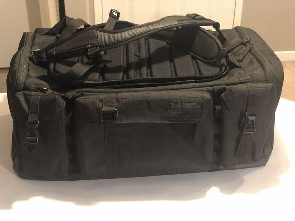 Under Armour CORDURA® Range Duffle Backpack for Sale in Coronado 280b168de055b