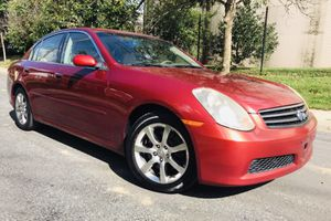 $4300 ** 2006 Infiniti G35 *** Engine is Strong !! for Sale in Hyattsville, MD
