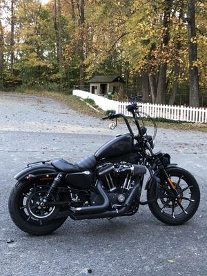 2016 883 Harley Davidson for Sale in Fairfax, VA