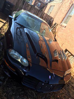 2000 camero shell no rust corvette rims for Sale in Arlington, VA