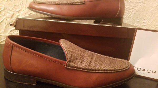 9522613a9cd Authentic Coach Driving Loafers (Clothing   Shoes) in Denver
