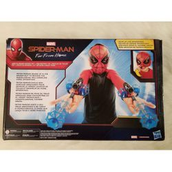 Spiderman far from home Mask Thumbnail