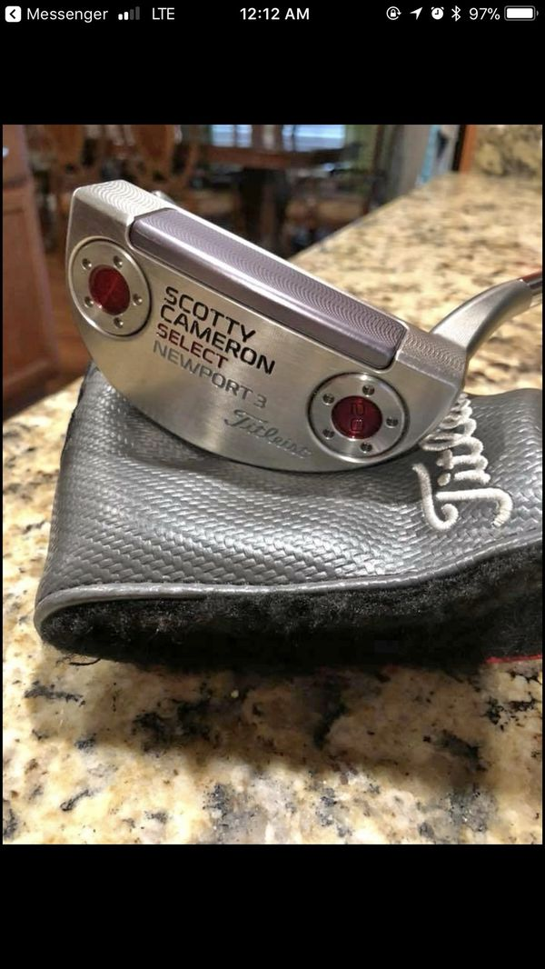Scotty Cameron select Newport 3 2018 for Sale in Luray, VA - OfferUp