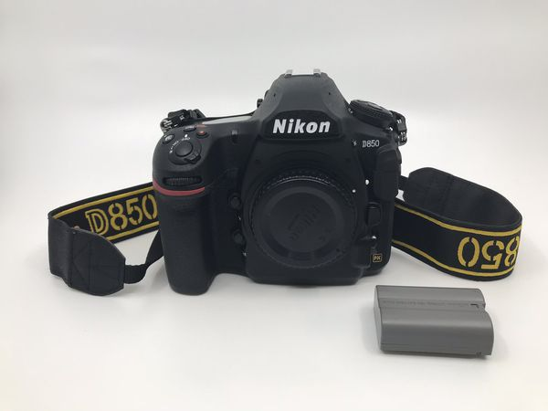 Nikon d850 body only for Sale in Nashville, TN - OfferUp