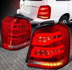 2001~07 Toyota Highlander 3D LED Tube Bar Tail Lights 🚚🚚 for Sale in Pico Rivera, CA