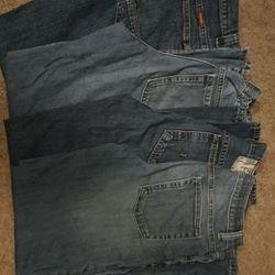 Boys size 14 Jeans Thumbnail