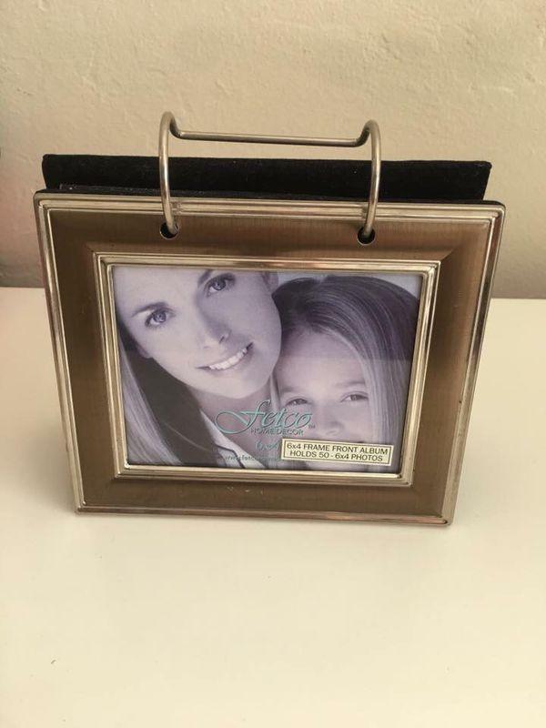 Fetco Home Decor 6 X 4 Frame Find Album Holds 50 Photos (Photography ...
