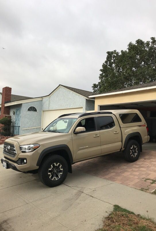 Brand New Snugtop Camper Shell 3rd Gen Toyota Tacoma