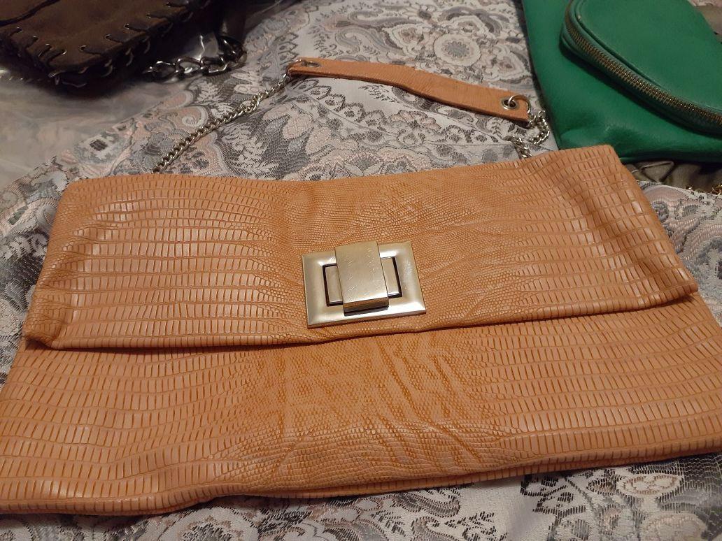 Lot of small purses ..