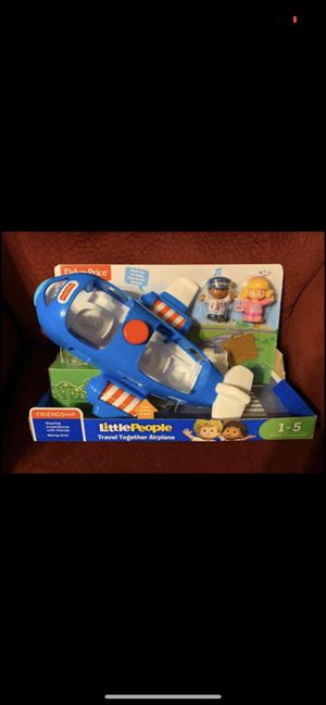 Photo Little People Airplane