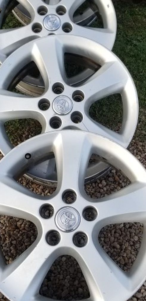 Wheels for Toyota Camry