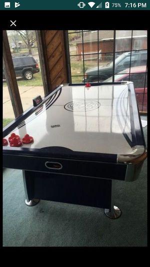 Air Hockey Table PLEASE READ!, used for sale  Tulsa, OK