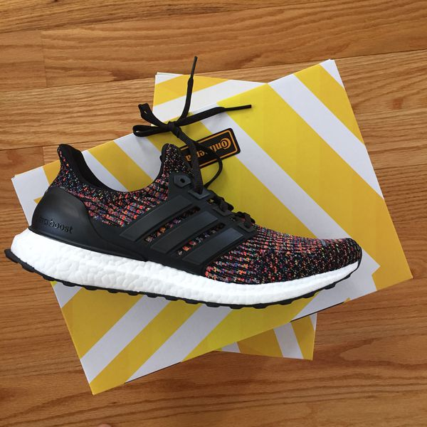 fb165361f Adidas Ultra Boost LTD Multi Color 2.0 Men s 9.5   10.5 for Sale in  Windsor