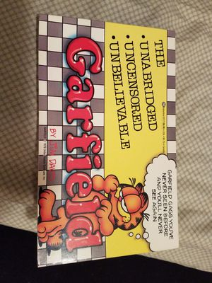 The Unabridged, Uncensored, Unbelievable Garfield for Sale in Houston, TX