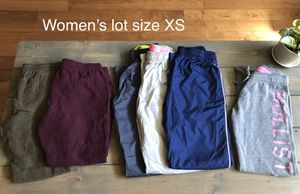 Women's pants lot size XS for Sale in Olympia, WA