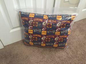 Cleveland Cavaliers Cotton Pillow for Sale in Cleveland, OH