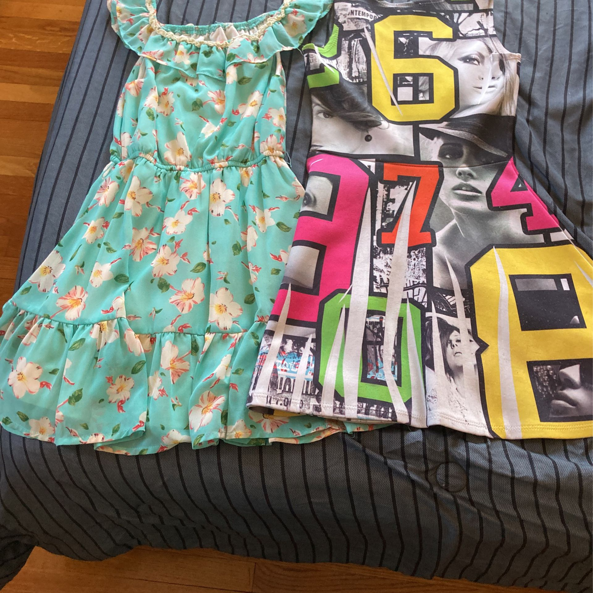 Girl Clothe Size 6 To 8