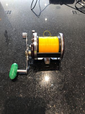 PENN JIGMASTER FISHING REEL MADE IN USA NO.500 for Sale in Los Angeles, CA