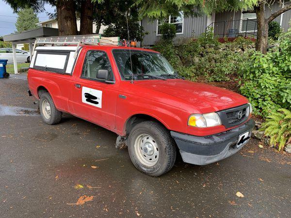 2001 mazda b2300 se
