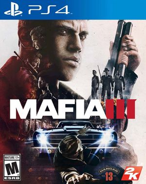 Mafia 3 for PS4 for Sale in San Francisco, CA