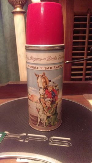 Roy Rogers thermos. for Sale in Crownsville, MD
