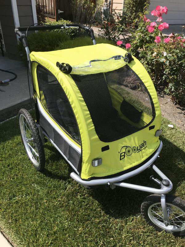 Booyah Strollers Child Stroller Jogger Bike Trailer New