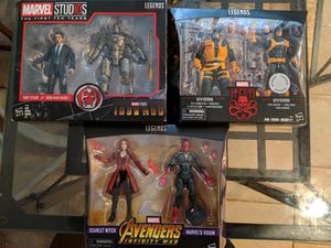Marvel Legends Exclusive 2-Packs for Sale in Silver Spring, MD