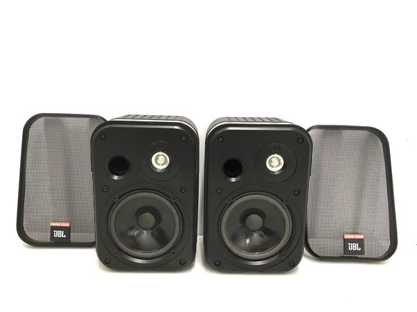 Cameras & Photo Pair Of Jbl Speakers Control 1x