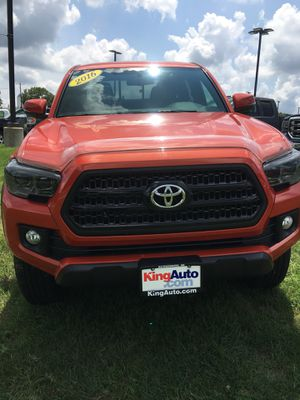 2016 Toyota Tacoma for Sale in Gaithersburg, MD