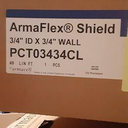 "Armaflex Pipe Wrap Insulation 3/4"" 800 feet Thumbnail"