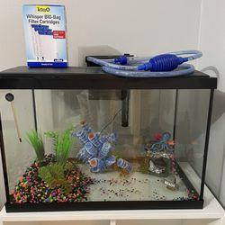 20 Gallon Fish Tank Thumbnail