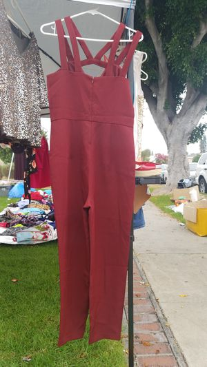 Express Red jumpsuit size 4,6 & 10 for Sale in South Gate, CA