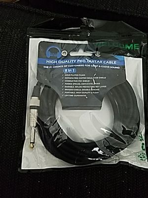 High quality pro Guitar Cable for Sale in Oakton, VA