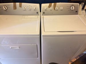 KENMORE Washer/Dryer both for Sale in Springfield, VA
