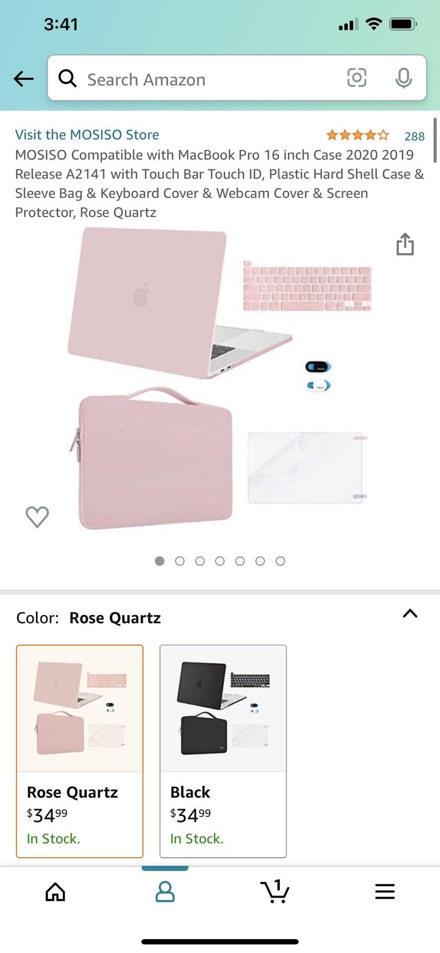 MacBook Pro 16' Sleeve Case