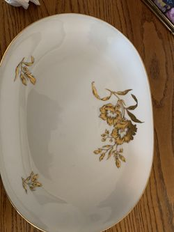 Vintage Heinrich platters and bowl Thumbnail
