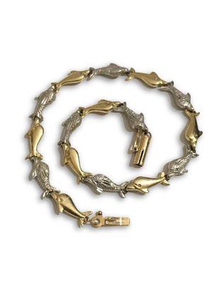 14k Dolphin Bracelet for Sale in Alexandria, VA