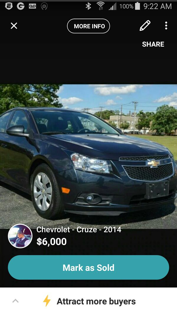 2014 chevy cruze manual problems