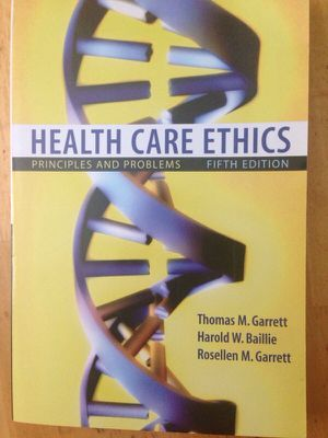 Health care ethics medical books for Sale in Boston, MA