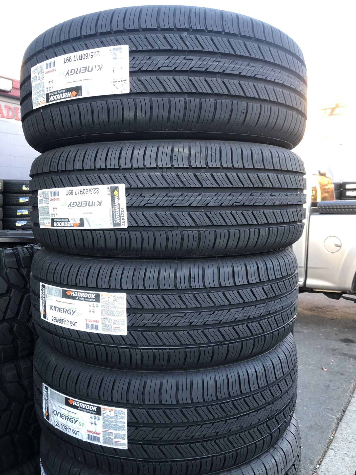 225-60-17 tires On Sale Lowest Price In Bay Areas
