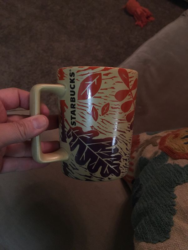 Cute Fall Coffee Mug New Household In Ivanhoe Ca Offerup