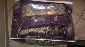 7-piece comforter set for Sale in Pittsburgh, PA