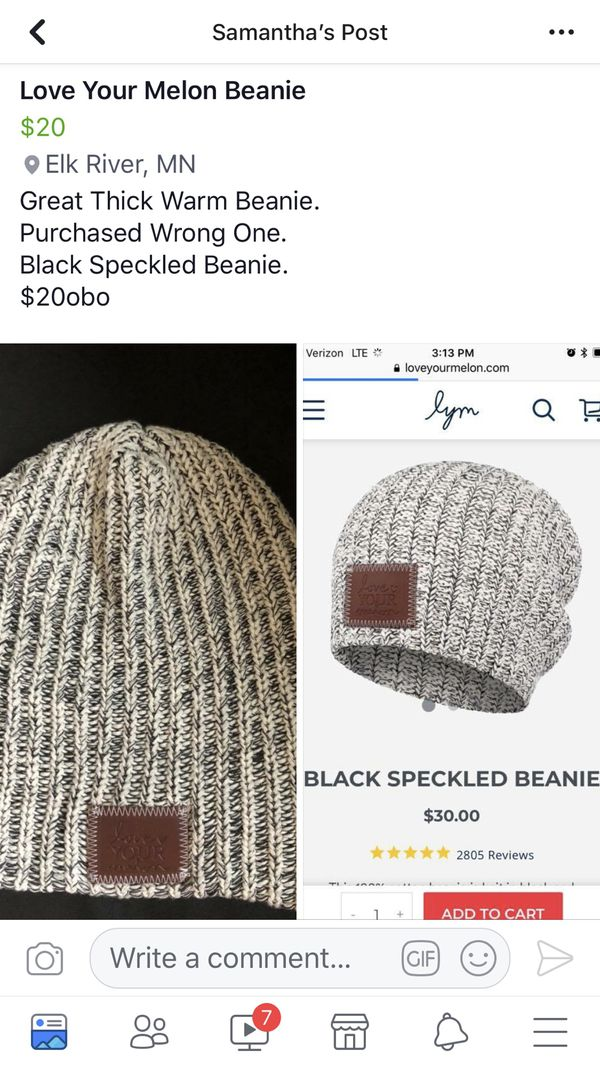 Love Your Melon Beanie for Sale in Elk River 3e6fed71413