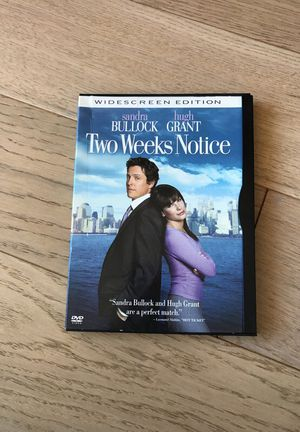 Two Weeks Notice DVD for Sale in Seattle, WA