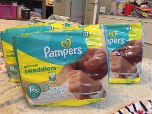 Preemie diapers for Sale in Miami, FL